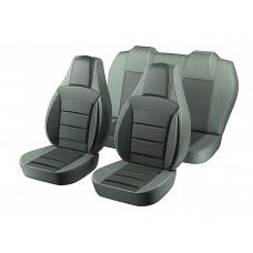 Авточехлы Пилот Lanos Sens светло-серый (на 4 сиденья)